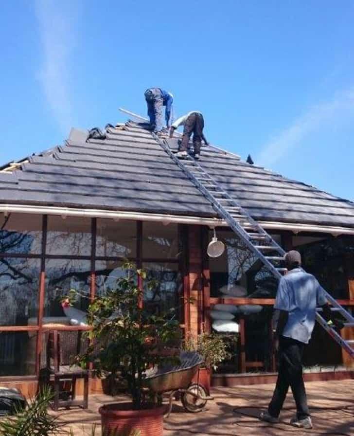 Visible Improvements Randburg Sandton Johannesburg Professional Expert Roofing Contractor 1