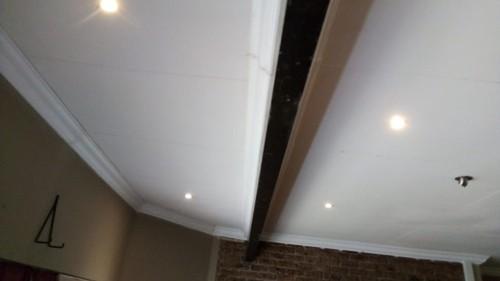 Visible Improvements Ceiling Installation Cornices Randburg Sandton Johannesburg 1