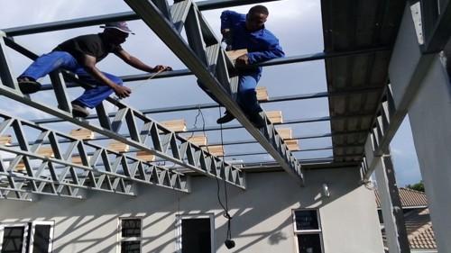 Visible Improvements Roof Construction Sandton 1